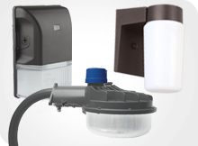 Lanterns and Security Luminaires