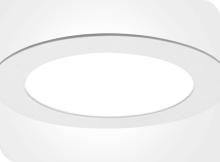 Slim Downlights - Color Selectable