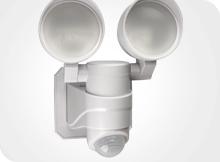 GuardMax Emergency Motion Sensor Security Light