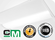 ArcMax Wattage - CCT Selectable - Controls Ready