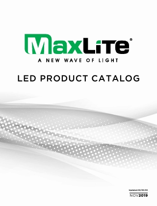 LED GENERAL CATALOGS