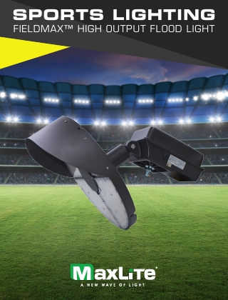 LED FIELDMAX SPORTS FLOOD BROCHURE