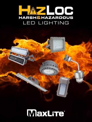 LED HARSH AND HAZARDOUS LOCATION BROCHURE