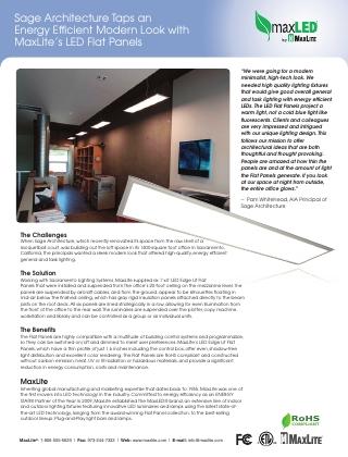 Sage Architects