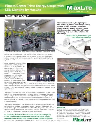 Our Health Club