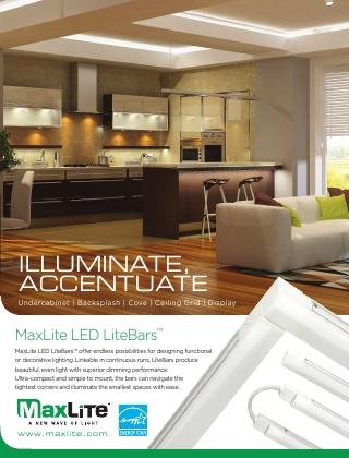 MaxLite LED LiteBars