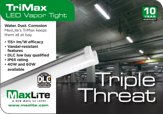 TriMax LED Vapor Tight