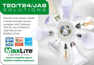MaxLite T20-T24-JA8 Solutions