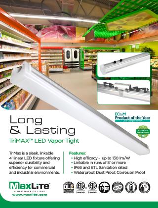 TriMax LED Vapor Tight