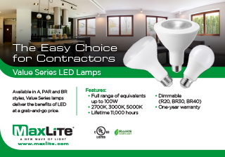 Value Series LED Lamps