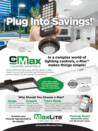 C-Max Lighting Controls
