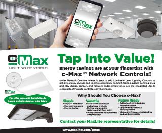 c-Max Network Lighting Controls